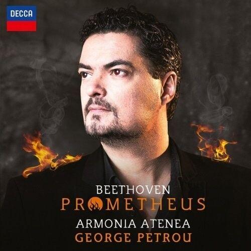 ARMONIA/PETROU,GEORGE ATENEA - BEETHOVEN: DIE GESCHÖPFE DES PROMETHEUS  CD NEU