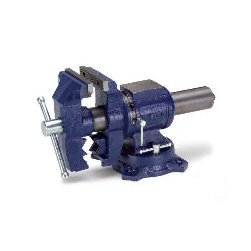 Wilton Multi-Purpose Vise, Rotating Head, Jaw Width 5 in. WMH69999 New