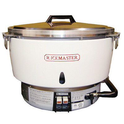 Commercial Rice Cookerwarmer - Gas 55 Cup Capacity