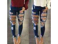 Ripped Jeans Slim Fit BRAND NEW!!