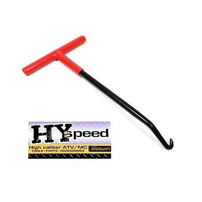 - HYspeed Exhaust Spring Hook Tool Puller T-Handle Style Dirt Bike ATV Motorcycle