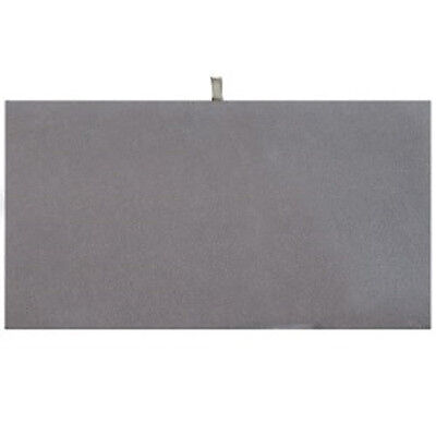 Jewelry Presentation Display Pad Insert Gray Velvet Fits Standard Trays Case