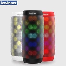 LED Flashing Bluetooth Speakers