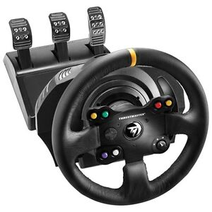 Thrustmaster TX LEATHER EDITION racing wheel - NEW in box