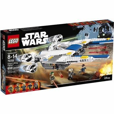 LEGO 75155 Star Wars Rebel U-Wing Fighter - NEW!!!