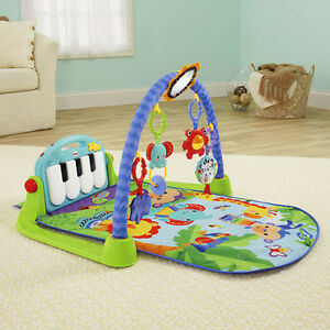 fisher price Kick 'n Play Piano playmat