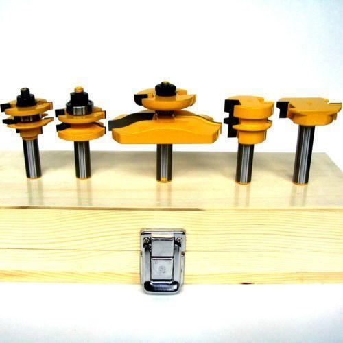 Raised Panel Router Bits Ebay