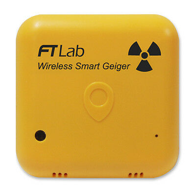 Ftlab Wireless Geiger Counter Wifi Geiger Radiation Dosimeter Gamma X-ray
