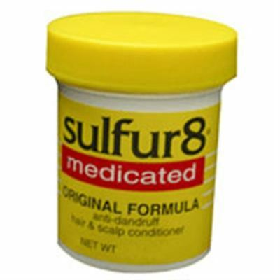 Sulfur8 Medicated Regular Formula Anti-Dandruff Hair and Sca