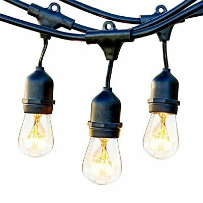 BEST Brightech Ambience Pro Waterproof Outdoor String Lights Grade