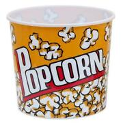Plastic Popcorn Buckets