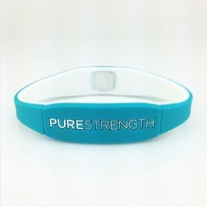 Endevr Lifestrength PureStrength Negative Ion infused Ionic Wristband -large