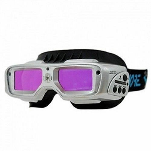 New Servore Arc-513 Auto Shade Welding Goggles Protective Gear Face Shield