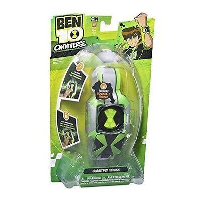 Bandai BEN 10 Ten OMNIVERSE OMNITRIX Touch Watch V2 BD32411 NEW 100% - Ben Ten Halloween