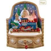 Hallmark Train Motion Ornaments