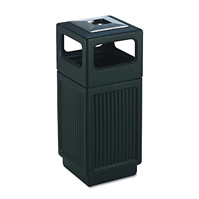 commercial trash can restaurant outdoor large garbage