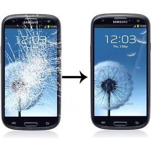 Forfait réparation vitre Galaxy S2 / S3 / S4 / S5 / S3 S4 S5 mini - France - État : Remis neuf par le vendeur: Objet ayant été remis en état de fonctionnement par le vendeur eBay ou par un tiers non agréé par le fabricant. Cela signifie que l'objet a été inspecté, nettoyé et remis en parfait état de fonctionnem - France