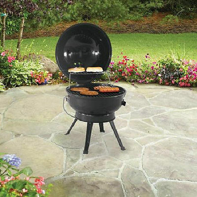 Charcoal Grill Portable BBQ Backyard Outdoor Camping ...