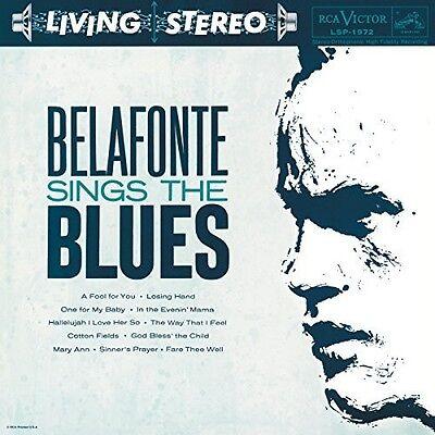 Harry Belafonte   Belafonte Sings The Blues  New Cd  Uk   Import