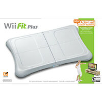 Planche wii + CD wiifit