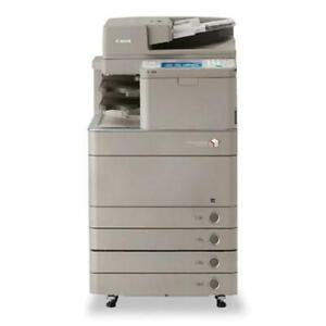 DEMO UNIT Only 1k Canon 11x 17 Color Copier imageRUNNER ADVANCE IRA C5235 C5235A Printer Scanner Stapler Copy machine