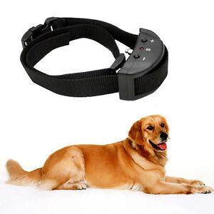 Large Dog Shock Bark Collar