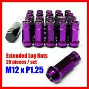 Purple Lug Nuts
