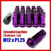 Purple Lug Nuts