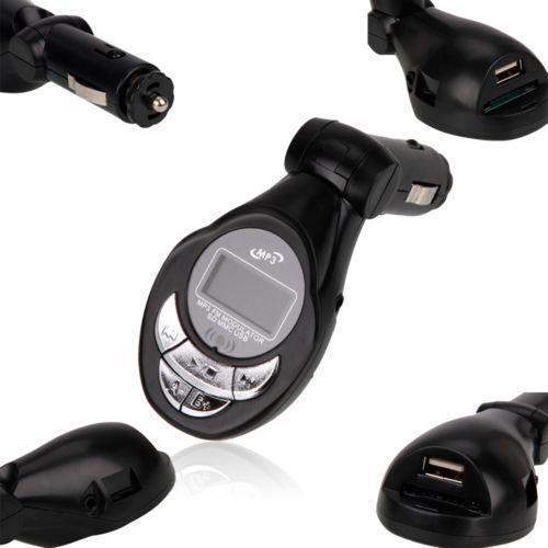 car mp3 player fm transmitter usb pen drive ebay. Black Bedroom Furniture Sets. Home Design Ideas