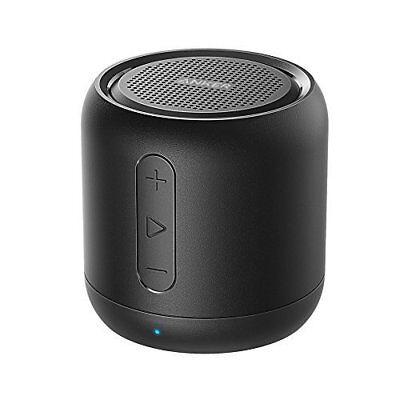 Bluetooth Speaker, Anker SoundCore mini, Super Portable Speaker with 15-Hour P/T
