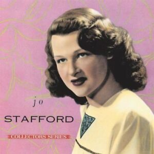 Jo Stafford - Collectors Series - Jo Stafford CD AAVG The Cheap Fast Free Post