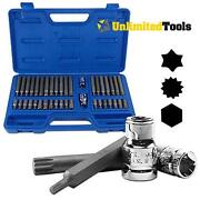 Star Bit Socket Set