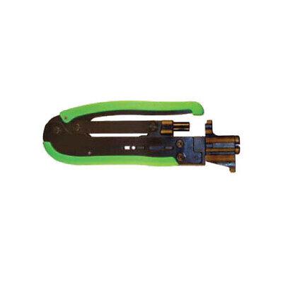 Platinum Tools 16214c F Short Type Compression Crimp Tool