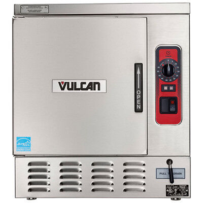 (Vulcan C24E05 - Electric Boilerless/Connectionless Steamer - 12000 Watts, 26