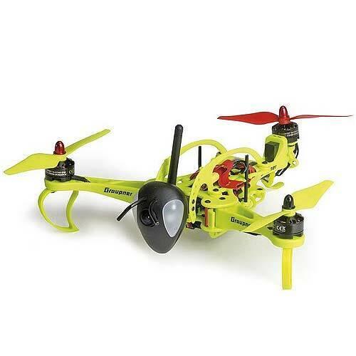 Graupner Tricopter Hornet 250 RTF