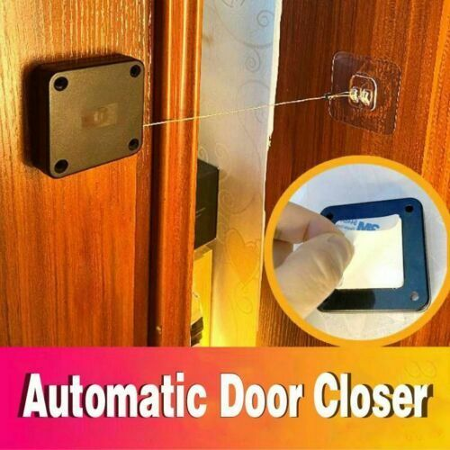 Punch-free Automatic Sensor Door Closer FREE SHIPPING