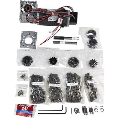 Middleby Marshall Oem 66186 46603 47796 64221 Gear Motor Kit 90v Dc