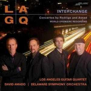 Interchange: Concertos By Rodr