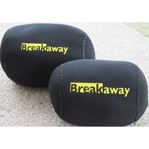 Breakaway Tackle Neoprene Multiplier Reel Case Large or Medium