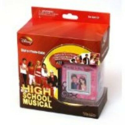 Digital Photo Cube (New VU-ME High School Musical Digital Photo Cube VuMe photo cube Disney photo)