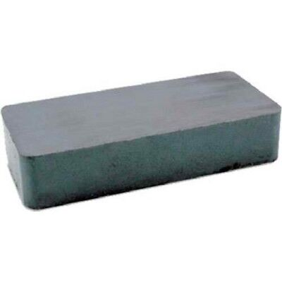 Heavy Duty Ceramicblockmagnets0.393thick0.875wide 1.875 Length Pack Of 2
