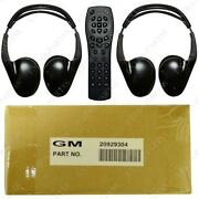 GM DVD Remote