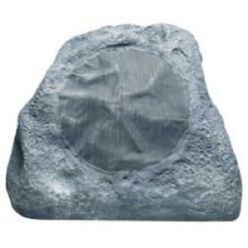 Russound 2-Way Outdoor Rock Loudspeaker (Each) Gray Granite 5R82-G