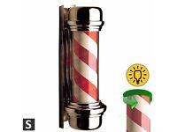 Barber Pole shop sign and Barber shop Electricals