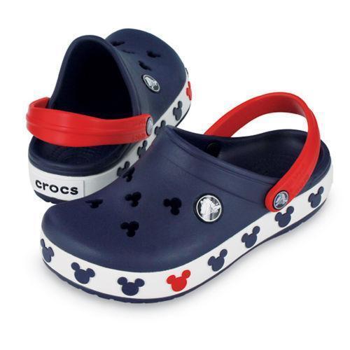cfbdda94d2769 Mickey Crocs  Clothing