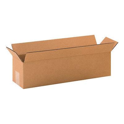 25 32x6x6 Cardboard Shipping Boxes Long Corrugated Cartons