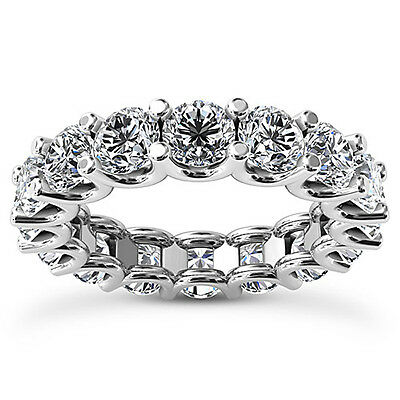 3.00 CT ROUND CUT D/SI1 DIAMOND SOLITAIRE ENGAGEMENT RING 14K WHITE GOLD
