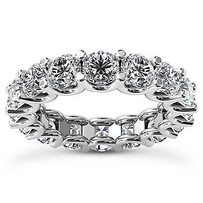 1.90 CT ROUND DIAMOND ENGAGEMENT RING D VS 14k WHITE GOLD