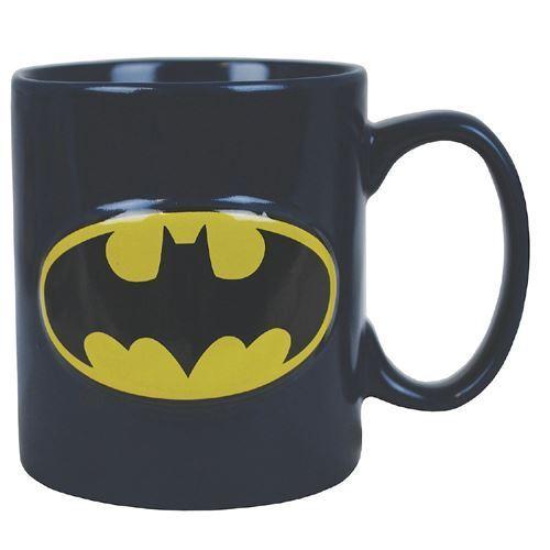 Batman Embossed Mug With Logo