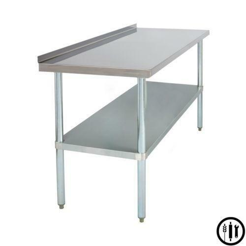 Stainless Steel Work Table 24x48 Ebay